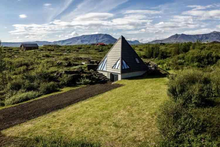 Pyramid Cottage/Divulgação