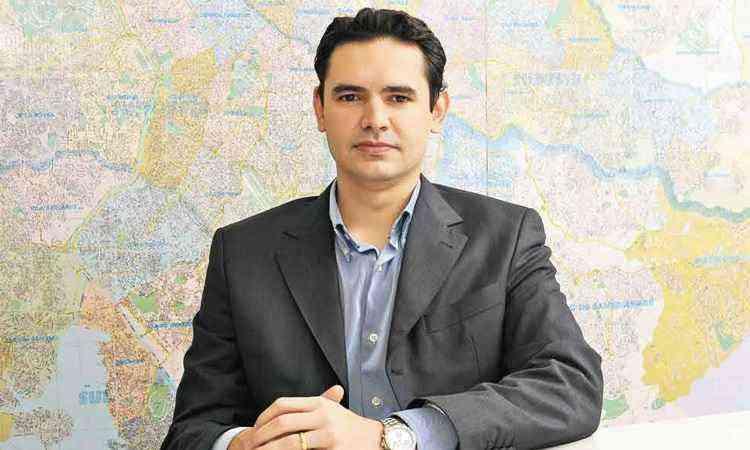 Rodrigo Resende, diretor de marketing da MRV Engenharia - Arquivo pessoal