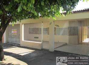 Casa, 4 Quartos, 1 Vaga, 1 Suite para alugar em Avenida Odilon Borges de Carvalho, Shangri-la, Londrina, PR valor de R$ 1.260,00 no Lugar Certo