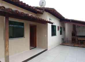 Casa, 3 Quartos, 2 Vagas, 1 Suite em Novo Santos Dumont, Novo Santos Dumont, Lagoa Santa, MG valor de R$ 349.000,00 no Lugar Certo