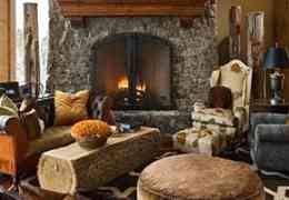Lareiras aquecem a temperatura do lar com a chegada do inverno
