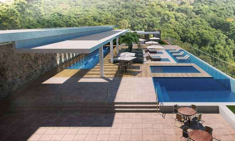 Perspectiva do edifício, projeto que valoriza a sustentabilidade  - RKM Engenharia/Divulgação