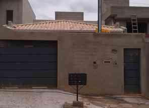 Casa, 3 Quartos, 2 Vagas, 1 Suite em Brant, Lagoa Santa, MG valor de R$ 450.000,00 no Lugar Certo