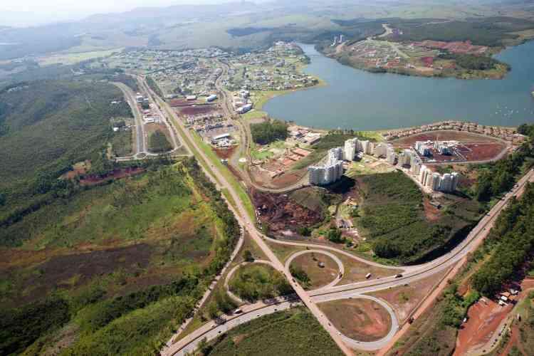 Perspectiva da construtora é de ocupação sustentável da área para até cinco décadas - Csul/Divulgação