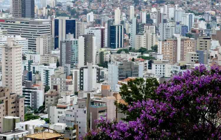 Mercado registra crescimento da procura por imóveis de alto padrão, que se encaixa nesse novo teto fixado - Gladyston Rodrigues/EM/D.A Press - 19/2/18