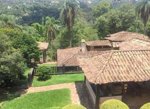Casa, 5 Quartos, 15 Vagas, 5 Suites em Alameda Serra do Cabral, Vila Del Rey, Nova Lima, MG valor de R$ 3.500.000,00 no Lugar Certo