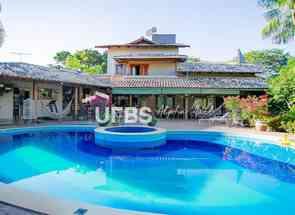 Casa, 4 Quartos, 6 Vagas, 3 Suites em Rua das Copaíbas, Residencial Aldeia do Vale, Goiânia, GO valor de R$ 3.800.000,00 no Lugar Certo