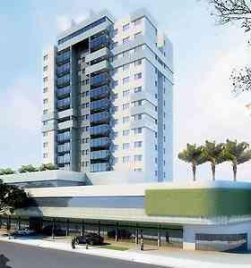 Empreendimento no Bairro Buritis terá 48 apartamentos e área de lazer - Talent Construtora/Divulgação