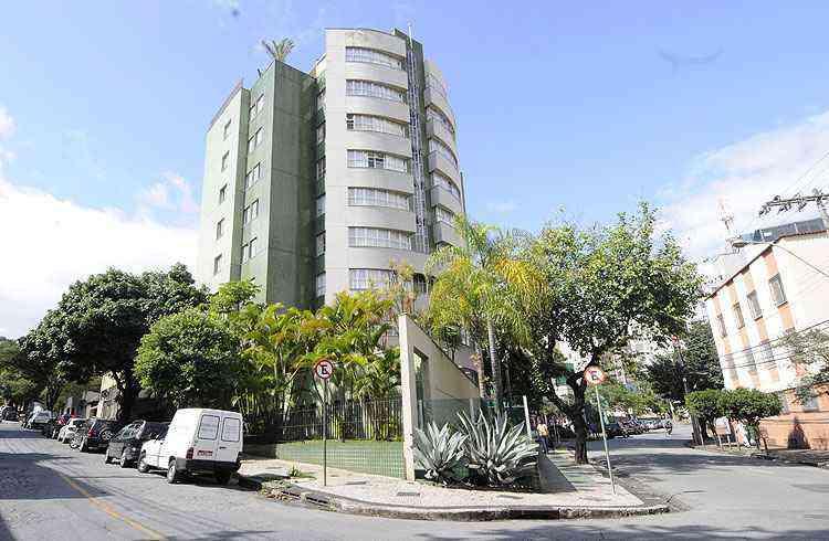 Ruas arborizadas, comércio diversificado e prédios de alto padrão são destaques no Serra - Jair Amaral/EM/D.A Press