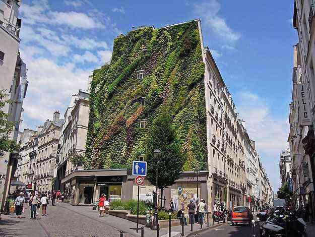 Paris - Vertical Garden/Divulgação