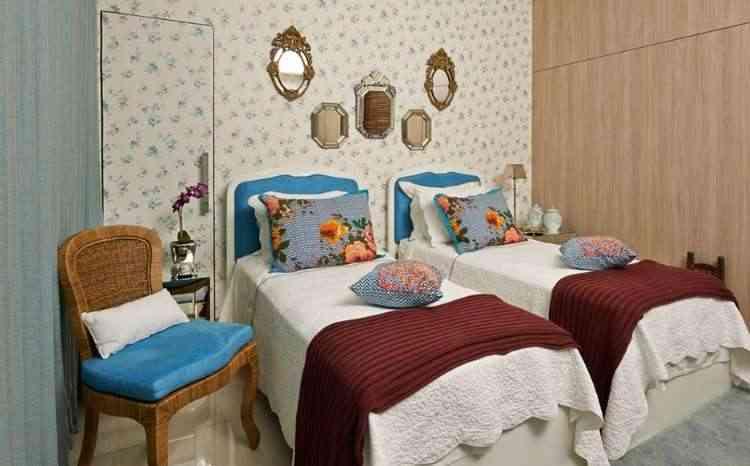 Glaucia Britto afirma que a decoração afetiva é sinônimo de um lar de verdade - Jomar Bragança/Divulgação