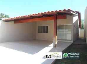 Casa, 3 Quartos, 4 Vagas, 1 Suite em Avenida Anápolis, Vila Brasília, Aparecida de Goiânia, GO valor de R$ 315.000,00 no Lugar Certo