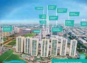 Apartamento, 3 Quartos, 2 Vagas, 2 Suites em Avenida Araucárias, Norte, Águas Claras, DF valor de R$ 798.000,00 no Lugar Certo
