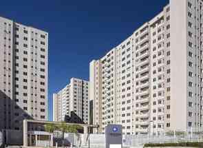 Apartamento, 2 Quartos, 1 Vaga, 1 Suite em Jk, Contagem, MG valor de R$ 337.878,00 no Lugar Certo