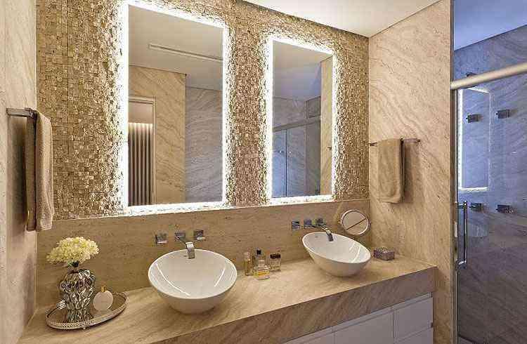 Todos os elementos que Ana Lívia Werdine inseriu neste projeto representam a busca por um banho agradável e relaxante - Ana Lívia Werdine/Divulgação