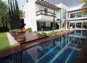 Casa em Condomínio, 5 Quartos, 4 Vagas, 5 Suites em Alphaville Residencial, Goiânia, GO valor de R$ 3.750.000,00 no Lugar Certo