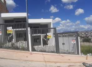 Casa, 3 Quartos, 2 Vagas, 1 Suite em Arvoredo II, Contagem, MG valor de R$ 350.000,00 no Lugar Certo