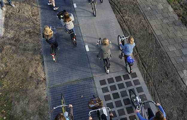 Solar Road/Divulgação