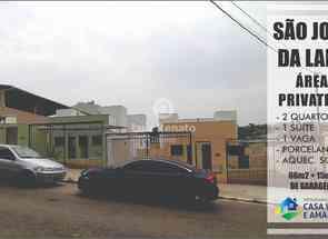 Área Privativa, 2 Quartos, 1 Vaga, 1 Suite em Dom Pedro I, Sao Jose da Lapa, MG valor de R$ 170.000,00 no Lugar Certo