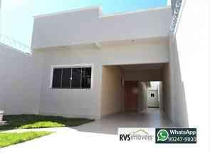 Casa, 3 Quartos, 2 Vagas, 1 Suite em Avenida dos Colonisadores, Vila Brasília, Aparecida de Goiânia, GO valor de R$ 320.000,00 no Lugar Certo