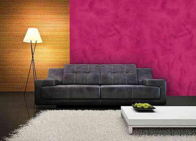 Efeito de camurça: ideal para quem deseja criar uma atmosfera sofisticada e confortável em casa - Suvinil/Divulgação