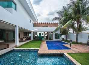 Casa em Condomínio, 5 Quartos, 4 Vagas, 5 Suites em Alphaville Cruzeiro do Sul, Goiânia, GO valor de R$ 4.700.000,00 no Lugar Certo
