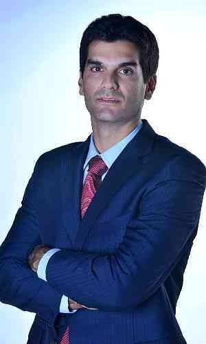 Vice-presidente do Sinduscon-MG, Evandro Veiga Negrão de Lima Jr. diz que as incorporadoras estão mais flexíveis, pois querem reduzir seus estoques para iniciar um novo ciclo de lançamentos - W. Gontijo/Divulgação