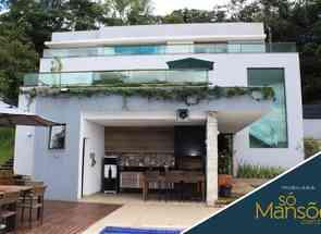 Casa em Condomínio, 4 Quartos, 8 Vagas, 3 Suites em Pra?a Praça Apolo, Quintas do Sol, Nova Lima, MG valor de R$ 4.100.000,00 no Lugar Certo