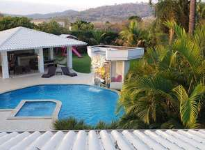 Casa em Condomínio, 5 Quartos, 3 Vagas, 5 Suites em Rua das Grevílias, Residencial Aldeia do Vale, Goiânia, GO valor de R$ 4.500.000,00 no Lugar Certo