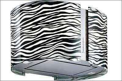 Cuba modelo Zebra, da Falmec, combina funcionalidade de uma coifa moderna com design diferente  - Falmec/Divulgação