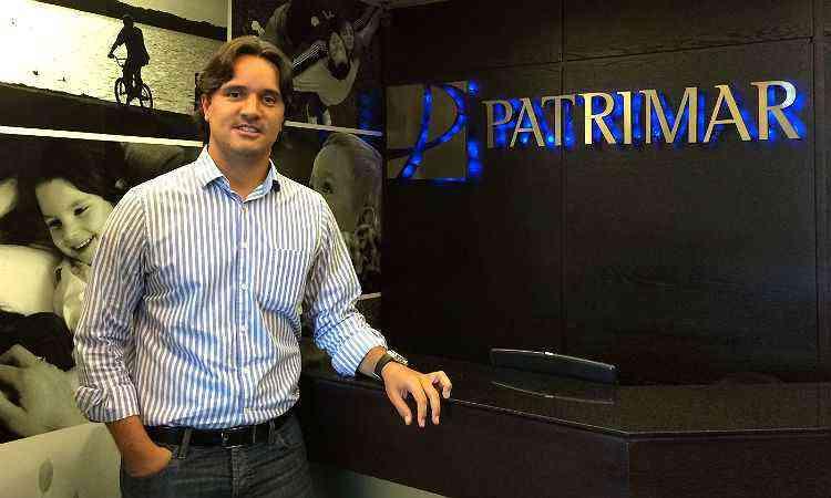 Diretor comercial e de Marketing da Patrimar, Lucas Couto diz que a grande novidade desta edição é a flexibilidade no pagamento - ARQUIVO PESSOAL