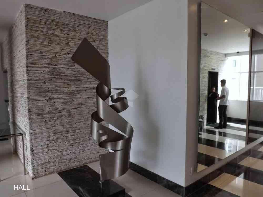 apart hotel com 1 quarto à venda no bairro asa norte, 44m