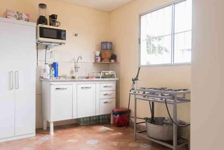 No projeto da cozinha, a ideia é modernizar - Marcus Silva/Divulgação