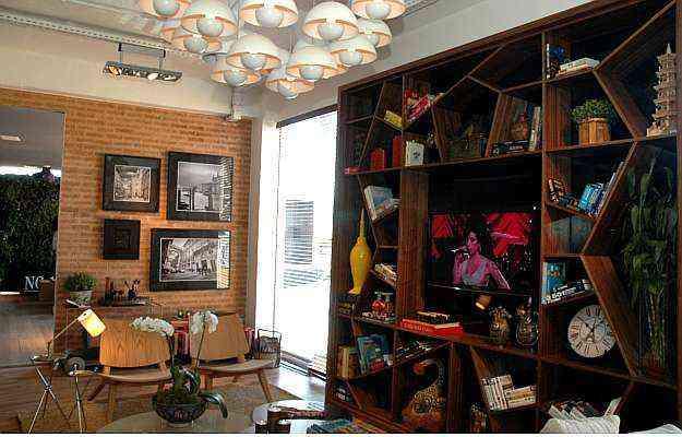 Sala do Hobby, de Juliana Couri e Natacha Nascif: uma viagem ao redor do mundo - Thiago Ventura/Portal Uai/D.A Press