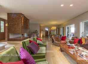 Casa em Condomínio, 7 Quartos, 7 Vagas, 7 Suites em Rua da Névoa Transparente, Vale dos Cristais, Nova Lima, MG valor de R$ 12.900.000,00 no Lugar Certo