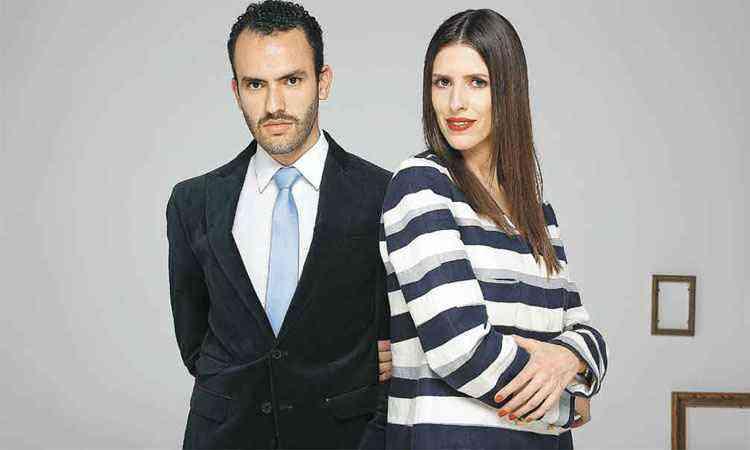 Os arquitetos e designers Juliana Vasconcellos e Matheus Barreto estão produzindo ações para o evento -