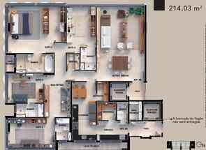 Apartamento, 4 Quartos, 3 Vagas, 4 Suites em Sqnw 106, Noroeste, Brasília/Plano Piloto, DF valor de R$ 3.083.057,00 no Lugar Certo