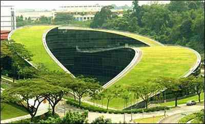 Escola de Arte de Singapura - Reproducao internet - http://redeecothe.blogspot.com/