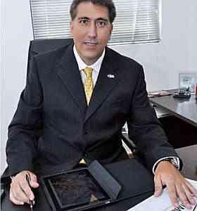 Haldane Teixeira, da Rede Morar, diz que contar com assessoria é essencial - Eduardo Almeida/RA Studio