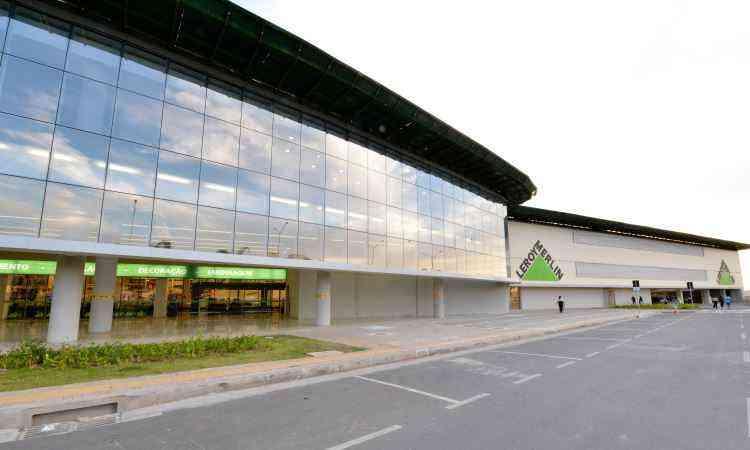 Center Minas, empreendimento comercial da EPO no Bairro União - EPO/Divulgação