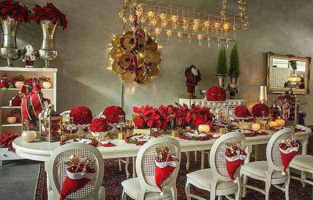 Olguinha trouxe o estilo provençal e apostou no contraste de cores - Loja das Festas/Divulgação