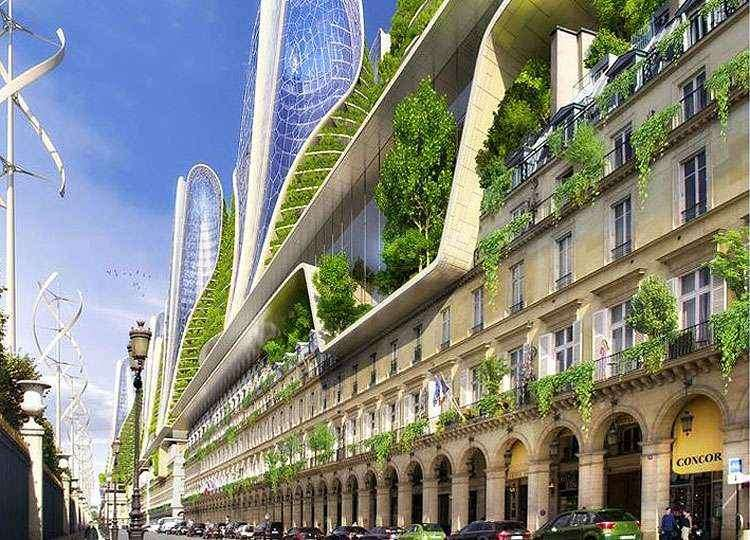 Vincent Callebaut Architecture/Divulgação