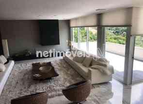 Casa em Condomínio, 4 Quartos, 6 Vagas, 4 Suites em Vale dos Cristais, Nova Lima, MG valor de R$ 6.500.000,00 no Lugar Certo