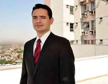 Diretor de marketing da MRV, Rodrigo Resende diz que os investimentos da empresa na região continuam a todo vapor  - Eduardo de Almeida/RA Studio