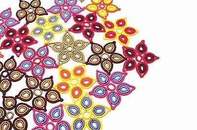 Tapete Marakatú By Kamy, pelo designer Sérgio Matos. Feito artesanalmente com fios de náilon, pode ser montado de acordo com o cliente  - Divulgação