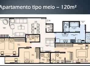 Apartamento, 3 Quartos, 3 Vagas, 3 Suites em Sqnw 107 Bloco I, Noroeste, Brasília/Plano Piloto, DF valor de R$ 1.300.000,00 no Lugar Certo