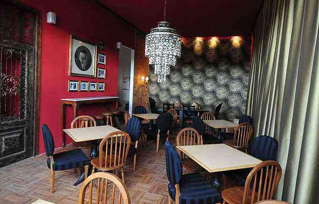 Bistrô Café Ideal, de Flávia Freitas - Alexandre Guzanshe/EM/D.A Press