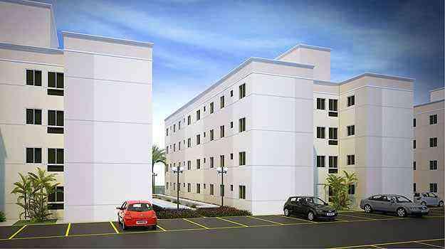 Empreendimento Aquarela City, da Via Sul Engenharia, é voltado para a classe C - Via Sul Engenharia / Divulgação