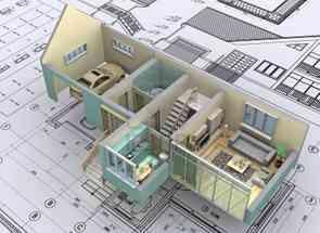 Apartamento, 4 Quartos, 2 Vagas, 2 Suites em Duque de Caxias, Contagem, MG valor de R$ 159.000,00 no Lugar Certo