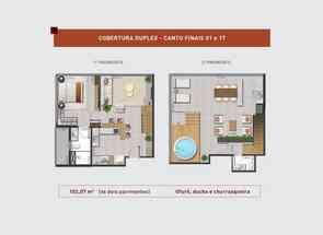 Cobertura, 1 Quarto, 1 Vaga, 1 Suite em Shcgn, Asa Norte, Brasília/Plano Piloto, DF valor de R$ 1.049.000,00 no Lugar Certo